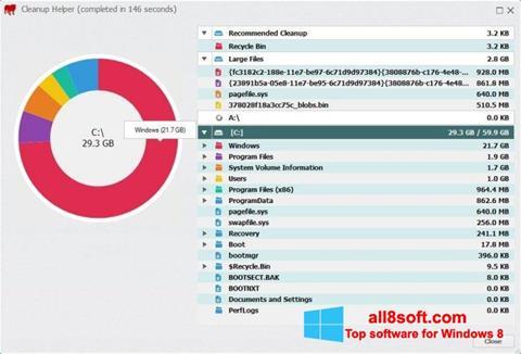 Képernyőkép BullGuard Internet Security Windows 8