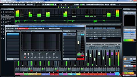 Képernyőkép Cubase Windows 8