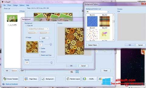 Képernyőkép CollageIt Windows 8