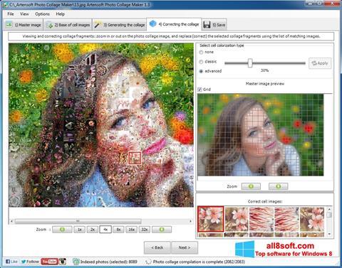 Képernyőkép Photo Collage Maker Windows 8
