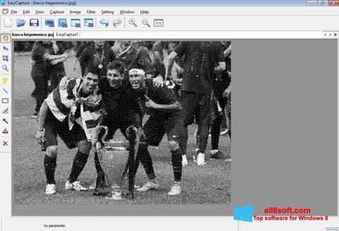 Képernyőkép EasyCapture Windows 8