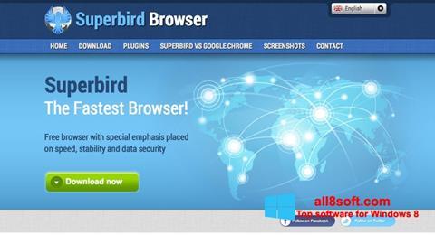 Képernyőkép Superbird Windows 8