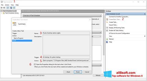Képernyőkép Punto Switcher Windows 8