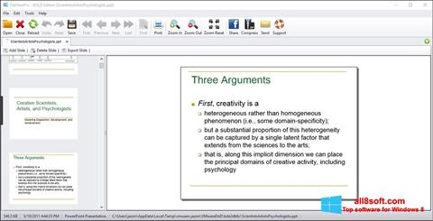Képernyőkép FileViewPro Windows 8