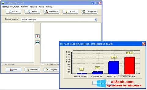 Képernyőkép ArtMoney Pro Windows 8