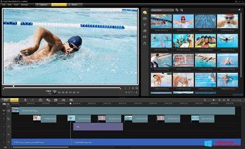 Képernyőkép Corel VideoStudio Windows 8