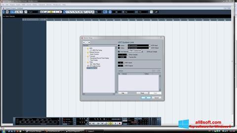 Képernyőkép ASIO4ALL Windows 8
