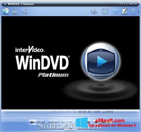 Képernyőkép WinDVD Windows 8