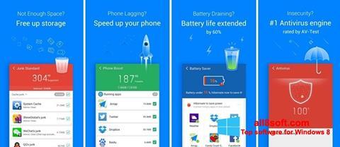 Képernyőkép Clean Master Windows 8